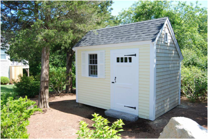 Salt Spray Sheds Specializes In Matching Your New Shed To The Style Of Your  House Or Neighborhood. We Use Our Array Custom Options To Customize Your  New ...